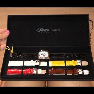 NEW Limited Edition Invicta Disney Mickey Watch